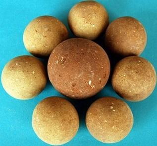 Regenerative Ceramic Balls